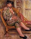 Ambroise-Vollard-Dressed-As-A-Toreador