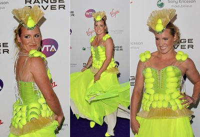 MattekTennisBallDress