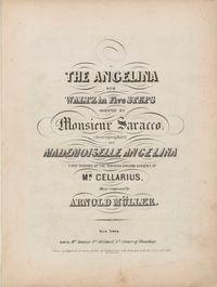 Angelina-Five-Step