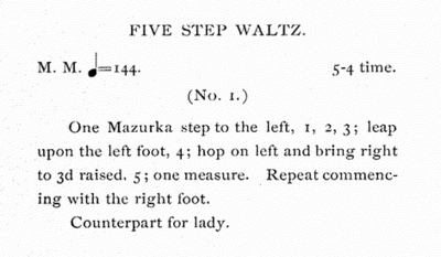 Five-Step-Gilbert