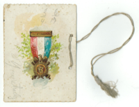 1894 Dance Card 05 - BC