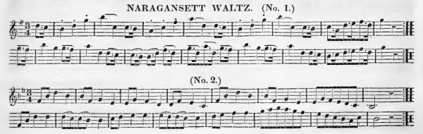 Naragansett Waltz, 1843