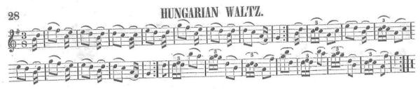 Howe-HungarianWaltz