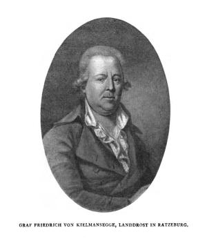 Portrait of Kielmansegge