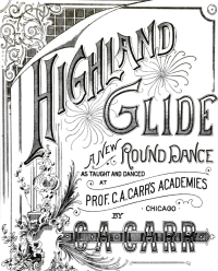 Highland Glide Cover