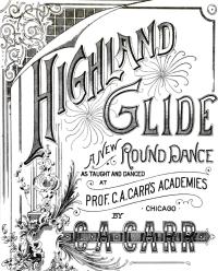 Highland Glide Cover