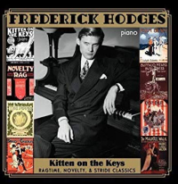 Cover image of Kitten on the Keys album