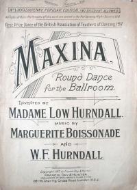 Maxina SM cover