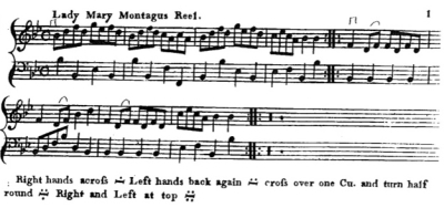 Lady Mary Montagus Reel