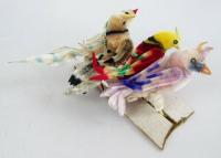 Chenille birds 2